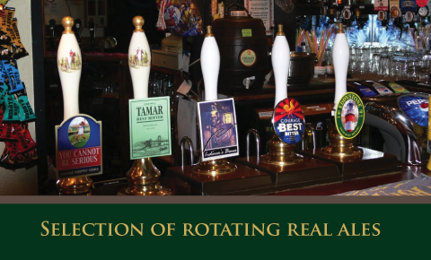 The Foxhound Inn Real Ale Link